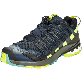 Salomon XA Pro 3D v8 Shoes Men navy blazer/beluga/lime punch